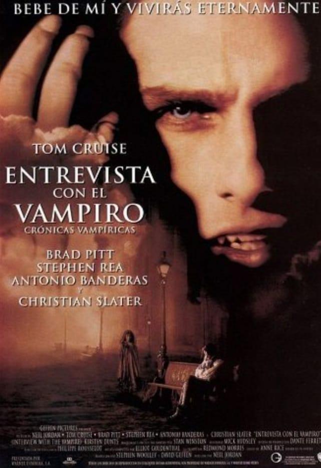 """Se cumplen 26 años del estreno de """"Entrevista con el vampiro, ¿la recuerdas? 4"""