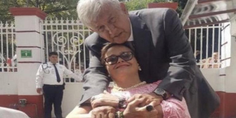 Agradece AMLO muestras de afecto por el fallecimiento de su única hermana, Candelaria Beatriz 1