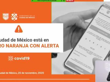 CDMX al límite del semáforo epidemiológico naranja; reducen horario a negocios no esenciales 9