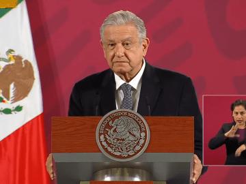 """""""Es un hecho histórico"""": AMLO de la eliminación del fuero presidencial 8"""