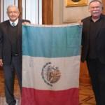 AMLO se reúne con el secretario general de la ANDA, el actor Jesús Ochoa 4