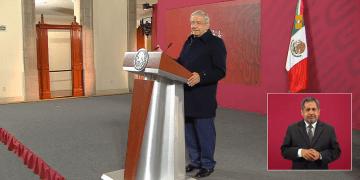 """""""No hay ningún acuerdo en lo oscurito"""": AMLO sobre caso Cienfuegos 9"""
