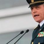 El general Salvador Cienfuegos ya está en México 4