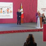 """""""La 4T es feminista"""": Olga Sánchez Cordero en el Día Internacional de la Eliminación de la Violencia contra la Mujer 8"""
