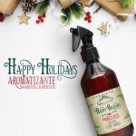 Los aromas de la Navidad llegan a AgaveSpa con su Aromatizante Ambiental Sanitizante 21