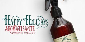 Los aromas de la Navidad llegan a AgaveSpa con su Aromatizante Ambiental Sanitizante 6