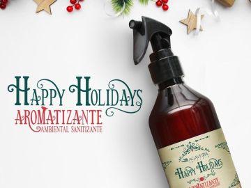 Los aromas de la Navidad llegan a AgaveSpa con su Aromatizante Ambiental Sanitizante 13