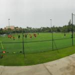 Barceló Bávaro Grand Resort hospeda al campeón de la liga de fútbol canadiense 5