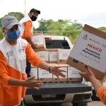 Apoya Fundación Gigante a damnificados en Tabasco 6