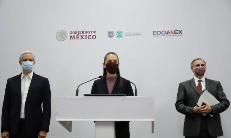 Se suspenden actividades económicas no esenciales en la Ciudad de México y Estado de México hasta el 10 de... 1
