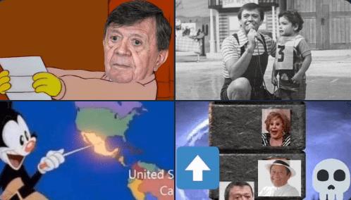 Muere Armando Manzanero y Chabelo se vuelve tendencia (mejores memes) 1