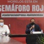 """""""Estamos tomando una difícil decisión pero sabemos que es lo correcto"""", Cuauhtémoc Blanco al anunciar semáforo rojo en Morelos 4"""