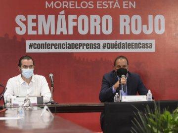 """""""Estamos tomando una difícil decisión pero sabemos que es lo correcto"""", Cuauhtémoc Blanco al anunciar semáforo rojo en Morelos 3"""