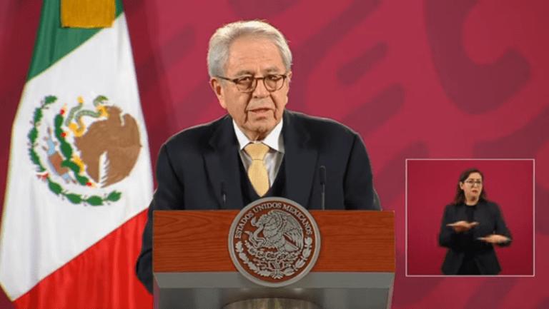 Gobierno de México garantiza que la vacuna que se distribuya y que se aplique, sea segura: Alcocer 1