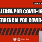 CDMX en Alerta y Emergencia por Covid-19: Claudia Sheinbaum 7