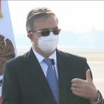 """""""Hoy es el principio del fin de esta pandemia"""": Ebrard sobre la llegada de las primeras dosis de la vacuna contra Covid-19 a México 4"""