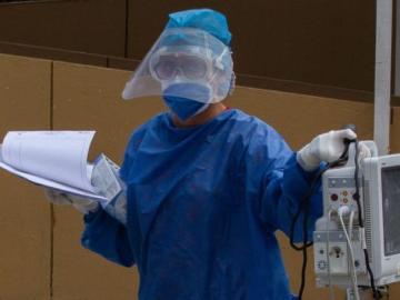 """""""Hospital General se encuentra en semáforo rojo"""", alerta médico 3"""