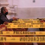 Por semáforo rojo, cancelan misas con presencia de fieles en templos católicos 5