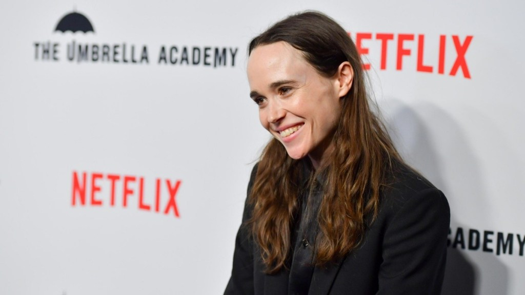 La actriz Ellen Page se declara transgénero, ahora se llama Elliot 5