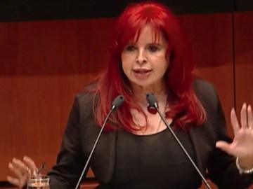 Layda Sansores se registra como aspirante de Morena por gubernatura de Campeche 7