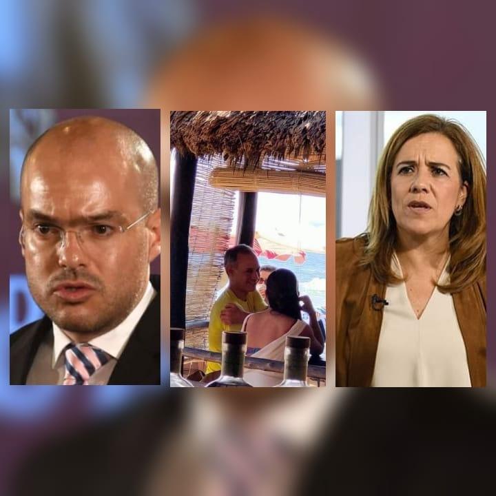 """""""Ha trabajado sin descanso"""": David León defiende a López Gatell, y Margarita Zabala responde: """"No comparto su visión"""" 1"""