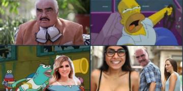 Exhiben en TikTok a Vicente Fernández tocando inapropiadamente a una joven. Las redes lo condenan (mejores memes) 9