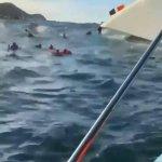 Se hunde en Puerto Vallarta embarcación con al menos 60 turistas, celebraban Año Nuevo (video) 4