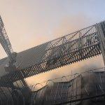 Una persona fallecida, 30 personas intoxicadas y seis líneas sin servicio, es el saldo del incendio en oficinas del metro CDMX 4