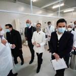 IMSS abre Centro de Atención Temporal Lindavista para atender pacientes Covid-19 4