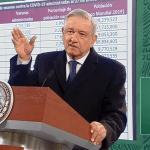"""""""Hay muy buenas noticias, está viendo opciones de dos vacunas"""", AMLO del viaje de López-Gatell a Argentina 5"""