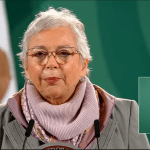 """""""Por primera vez en la historia una mujer va a presidir la Conago"""": Sánchez Cordero felicita a Claudia Pavlovich 17"""
