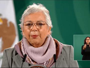 """""""Por primera vez en la historia una mujer va a presidir la Conago"""": Sánchez Cordero felicita a Claudia Pavlovich 6"""