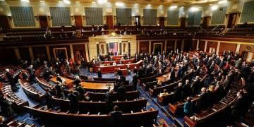 Congreso de EU ratifica victoria electoral de Joe Biden 12