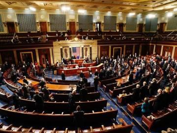Congreso de EU ratifica victoria electoral de Joe Biden 6