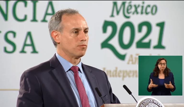 43 mil 960 personas han sido vacunadas contra Covid-19: López-Gatell
