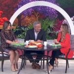 """Así ofrecieron disculpas a Nath Campos los conductores de programa matutino """"Hoy"""" de Televisa 8"""