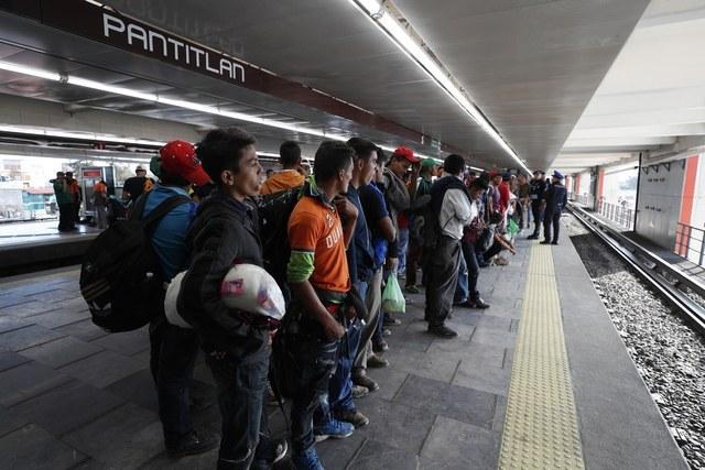 """""""Líneas 1, 2 y 3 del Metro iniciarán operaciones de forma escalonada a finales de enero"""", Florencia Serranía 1"""