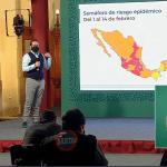 Con 13 estados en semáforo rojo, Campeche retrocede a amarillo 4