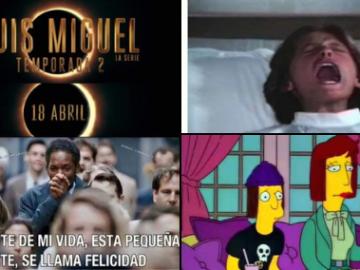 Anuncian segunda temporada de 'Luis Miguel, la serie', y las redes enloquecen (mejores memes) 17