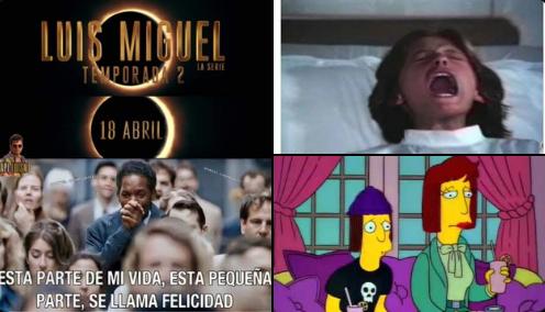 Anuncian segunda temporada de 'Luis Miguel, la serie', y las redes enloquecen (mejores memes)