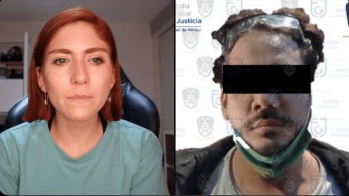 Youtuber 'Rix' es detenido por caso de abuso sexual contra Nath Campos
