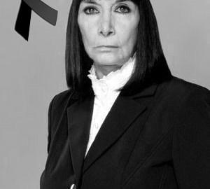 Fallece la primera actriz Lucía Guilmáin, tenía 83 años de edad 1
