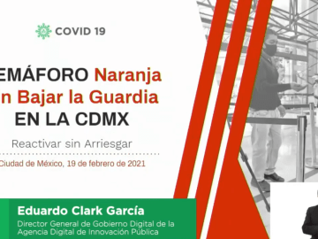 """CDMX permanece en semáforo naranja """"Sin bajar la guardia"""" 10"""