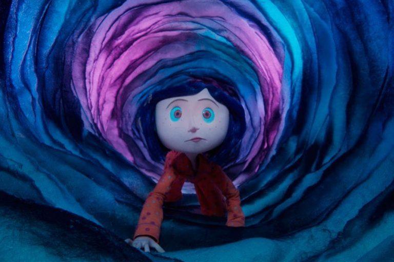 """Un día como hoy, hace 12 años, se estrenaba en cines """"Coraline"""" 1"""