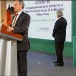 """""""Tenemos hoy más vacunados qué casos activos y esto ya es positivo"""", López-Gatell acerca de vacunación Covid-19 2"""