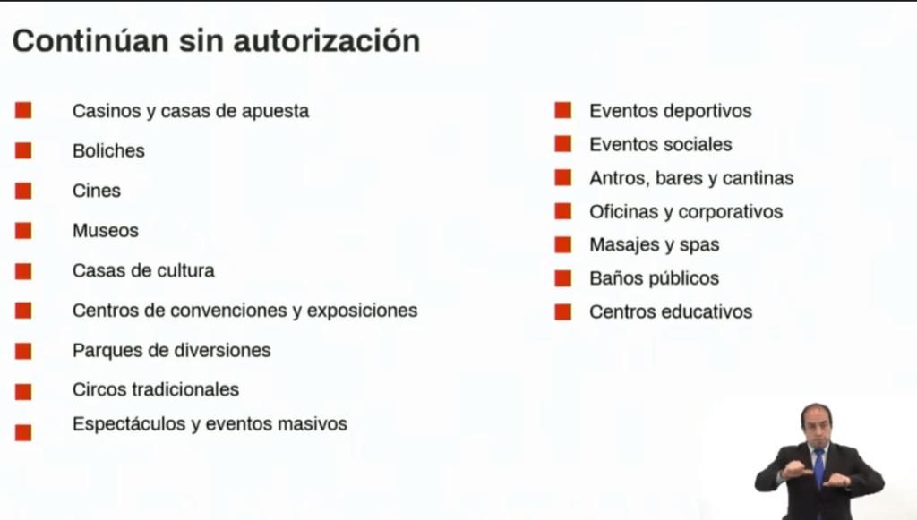 """Estas son las nuevas medidas para """"Reactivar sin arriesgar"""" en CDMX 7"""