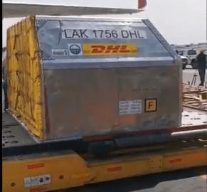 Tras un mes sin suministro, llegaron a México vacunas Pfizer 2