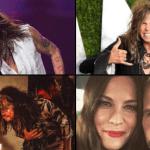 Steven Tyler, líder y vocalista de Aerosmith, cumple 73 años 9