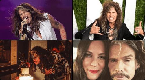 Steven Tyler, líder y vocalista de Aerosmith, cumple 73 años