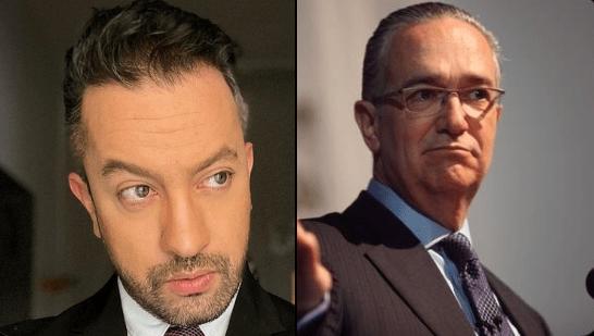 Chumel Torres y Salinas Pliego protagonizan pelea en Twitter 1